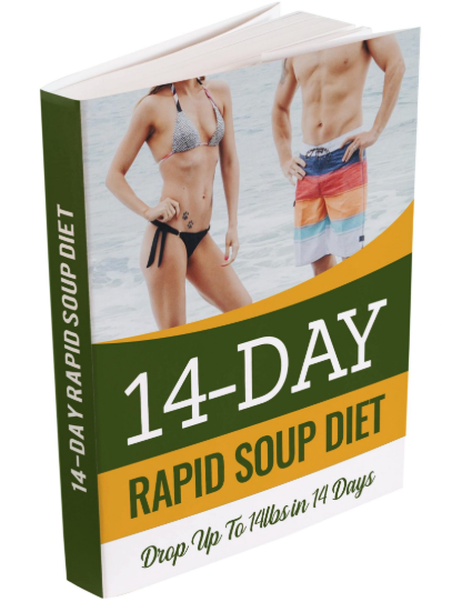 14 Day Rapid Soup Diet - Does It Work?