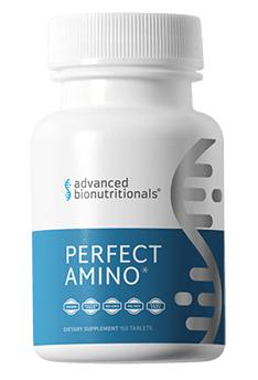 Advanced Bionutritionals PerfectAmino Capsules - Balance Your Hormones Healthily