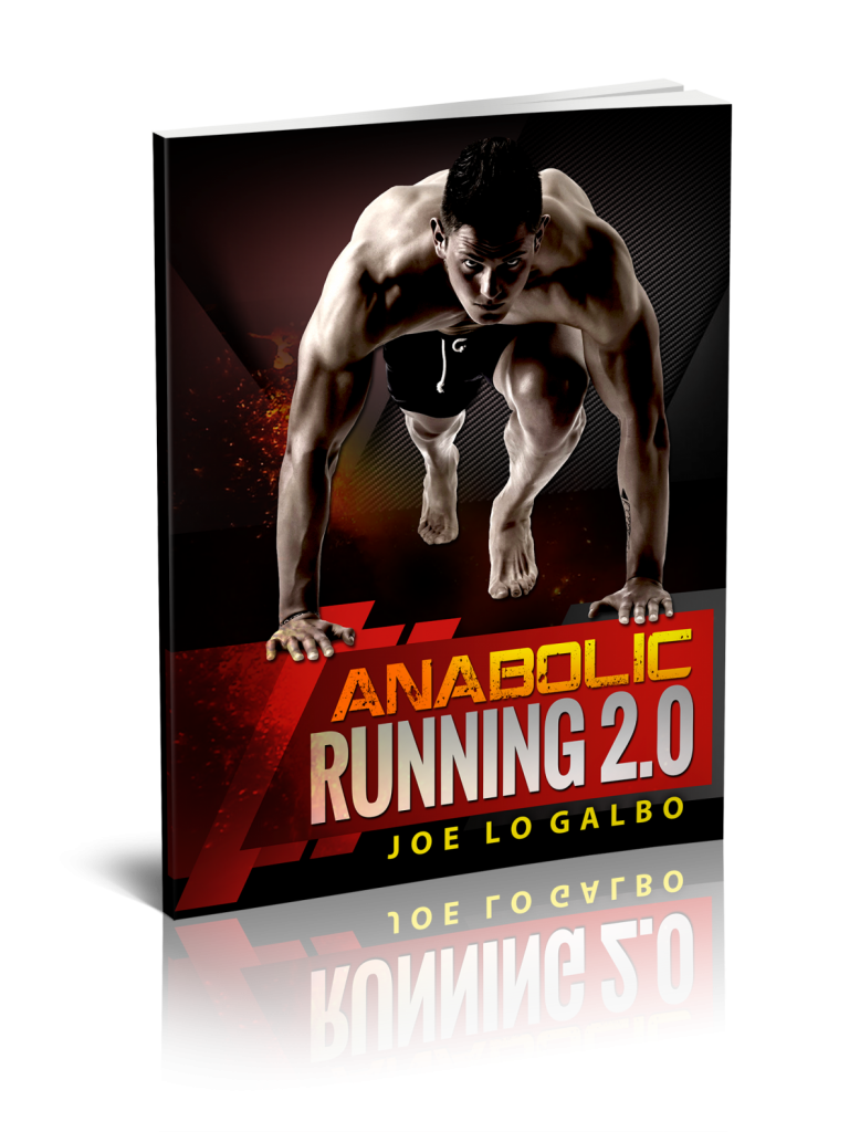 Anabolic Running 2.0 Program Book