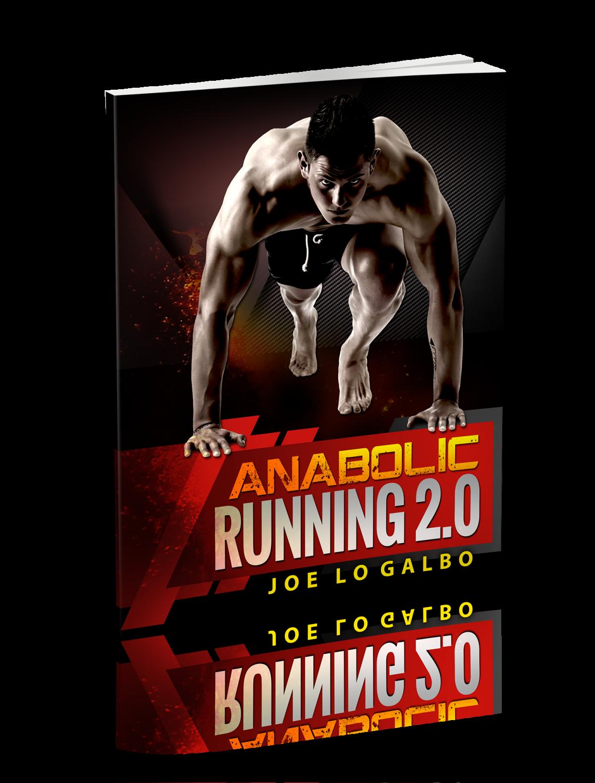 Anabolic Running 2.0 Program Book