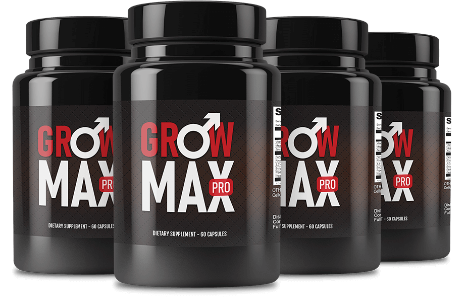 Grow Max Pro Advanced Formula - User Truth Exposed!