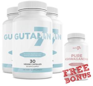 Gutamin 7 Capsules + Offer