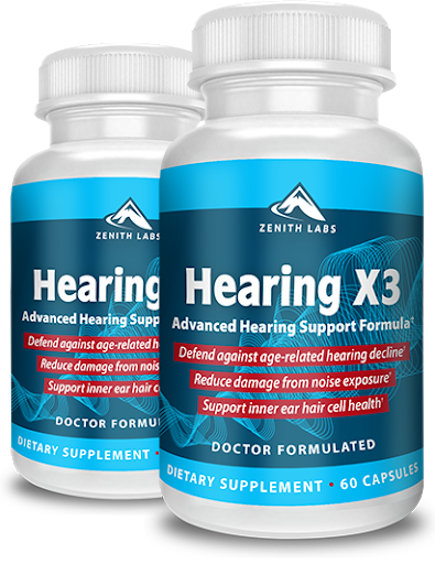 Hearing X3 Capsules