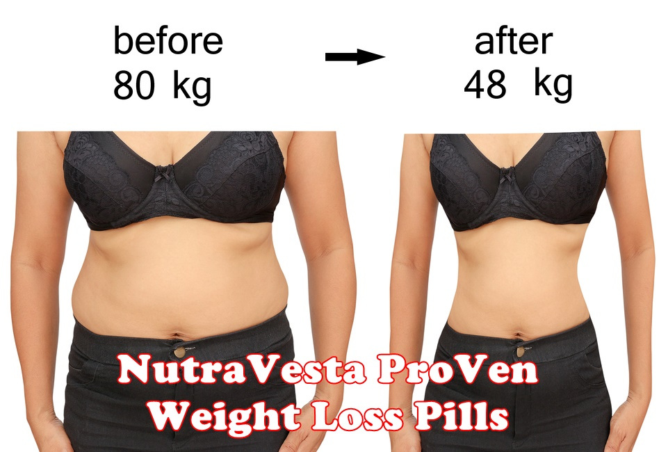 Nutravesta Proven Before After Results