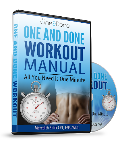 One and Done Workout Manual Book Review