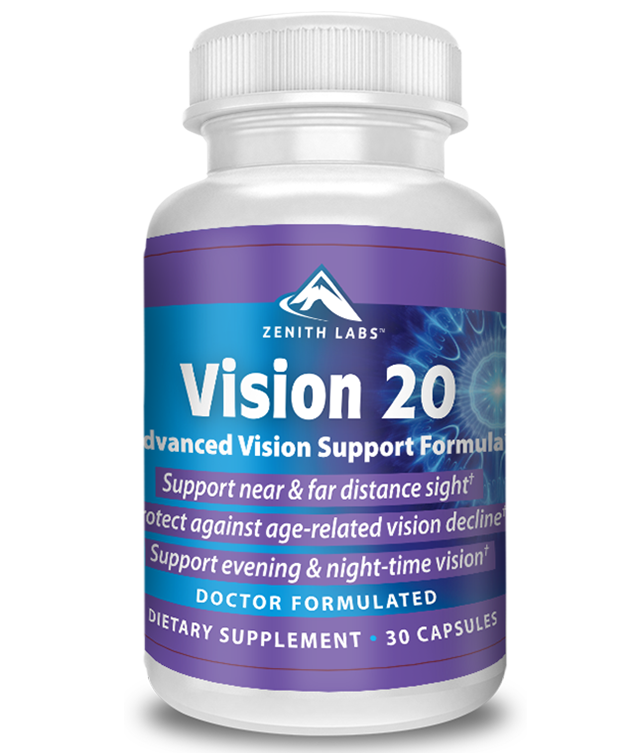 Vision 20 Review - A Safe Supplement for Eye Diseases
