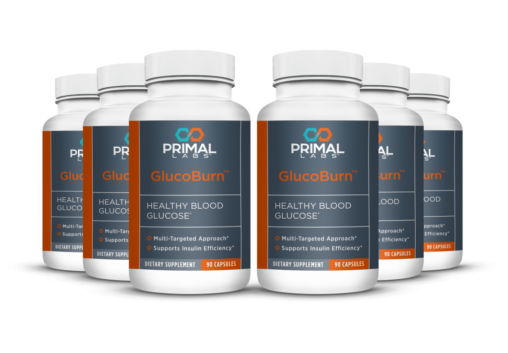 Primal Labs GlucoBurn Pills