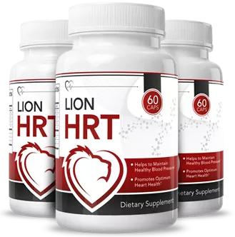 Lion HRT Supplement Review