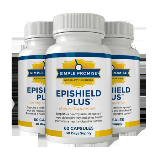 EpiShield Plus Capsules Offer