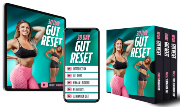 30 Day Gut Reset Program