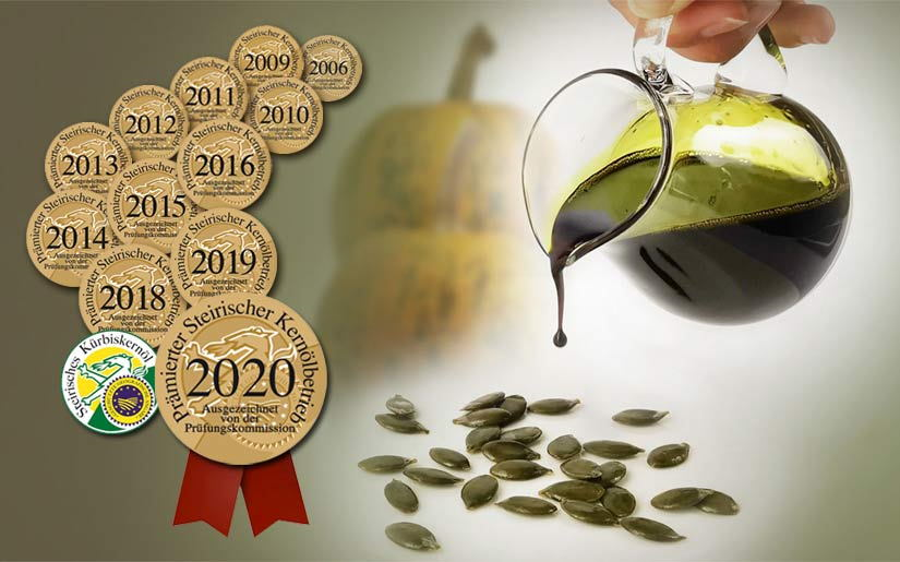 Styrian Pumpkin Oil - Safe to Use