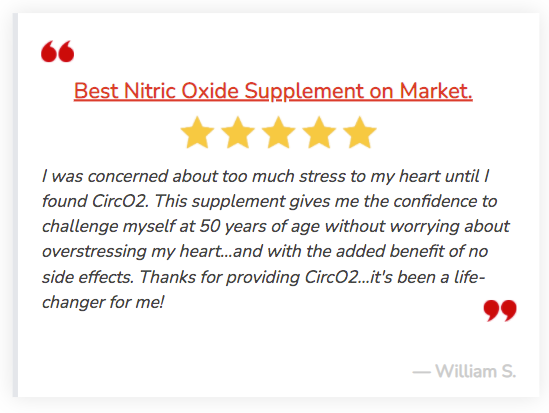 CircO2 Nitric Oxide Reviews
