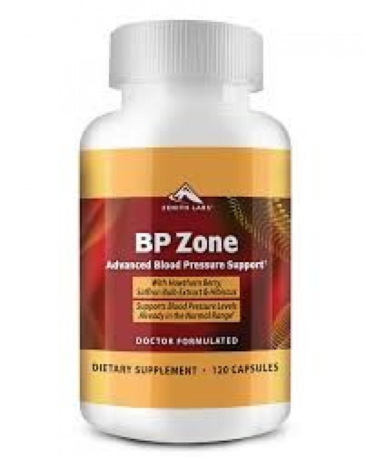 BP Zone Capsules