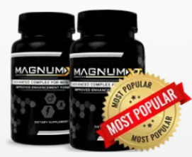Magnum XT Ingredients List - The Best Male Enhancement Capsules 2020