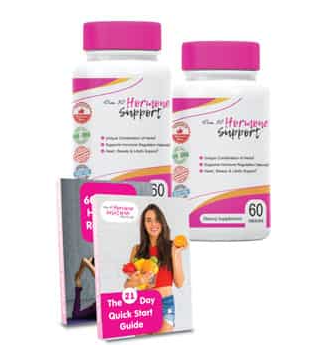 Over 30 Hormone Support Weight Loss Solution