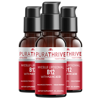 Purathrive Micelle Liposomal Vitamin B12 Solution