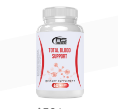 Total Blood Support Supplement Reviews - A 100% Natural & Effective?