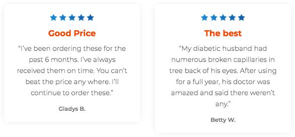 Triple Vision Supplement Reviews