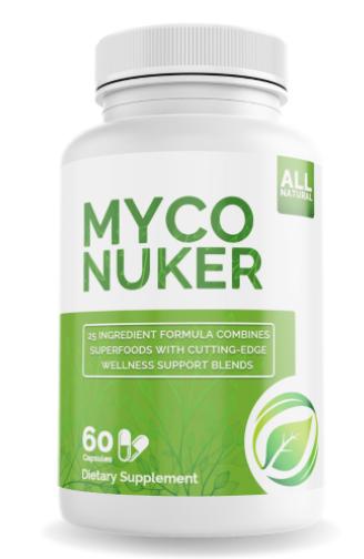 Bio Fungus Nuker Supplement - #1 Toenail Fungus Support