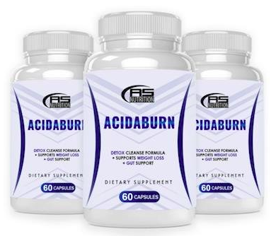 AcidaBurn Pills Review