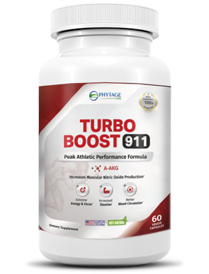 Turbo Boost 911 Formula - The Best Energy Boosting Supplement
