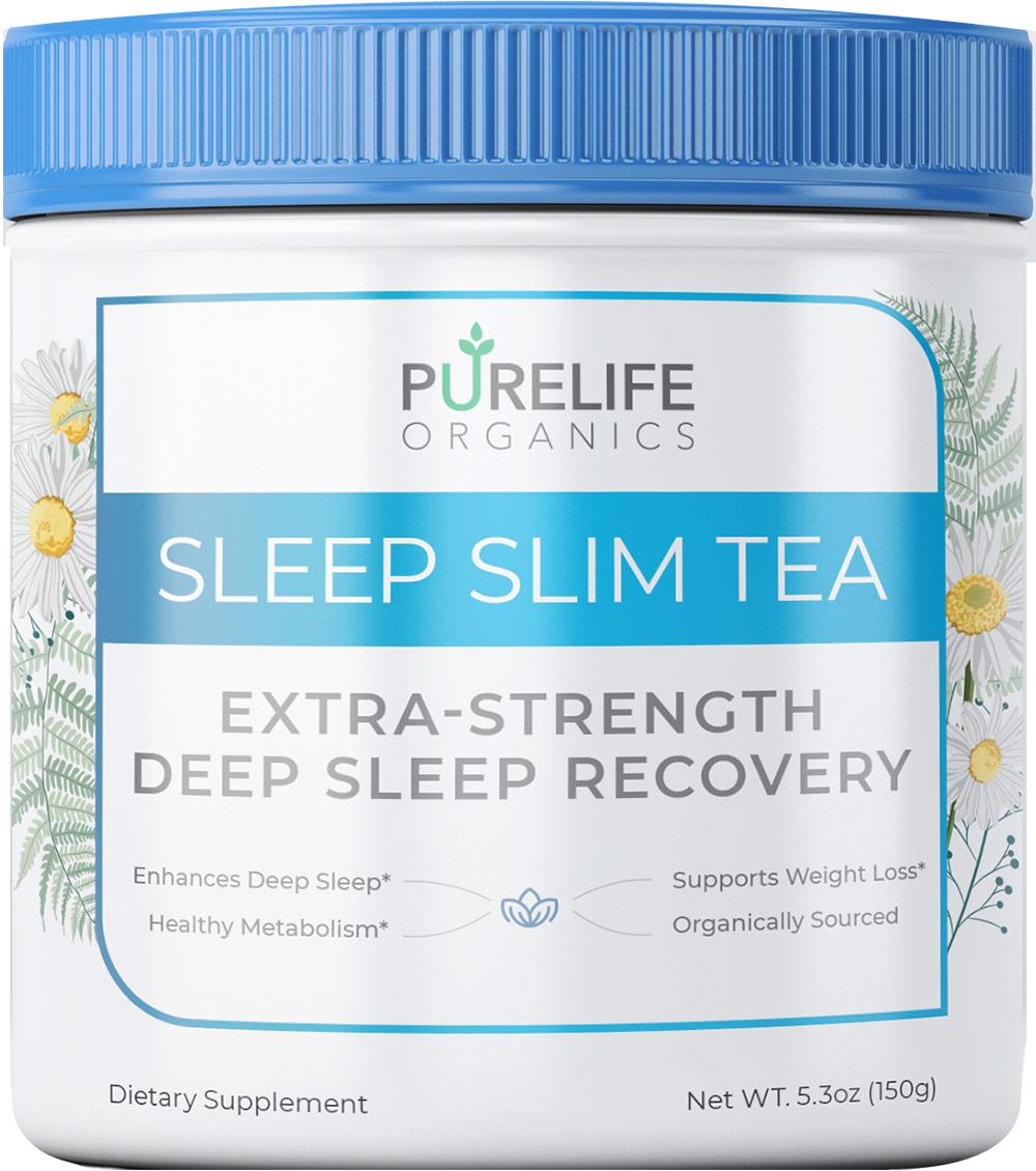 Pure Life Organics Sleep Slim Tea Review