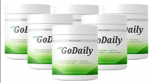 Godaily_Prebiotic_Supplement_Facts