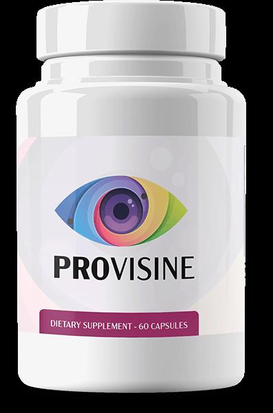 Provisine Supplement Reviews - Advanced Eyesight Formula