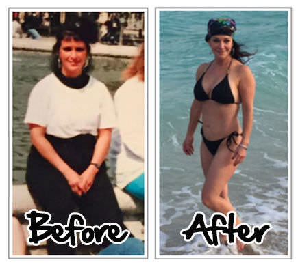 Painless Nutritionals Thyroid Support Before and After