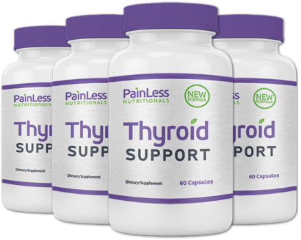 Painless Nutritionals Thyroid Support Supplement Review