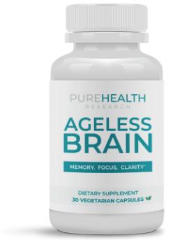 PureHealth Research Ageless Brain Reviews