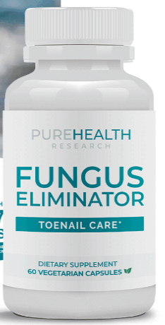 Fungus Eliminator by PureHealth Research