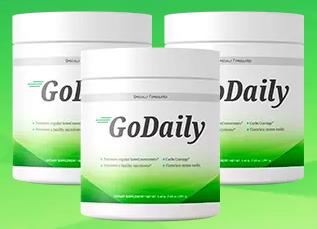 Godaily Prebiotic Review
