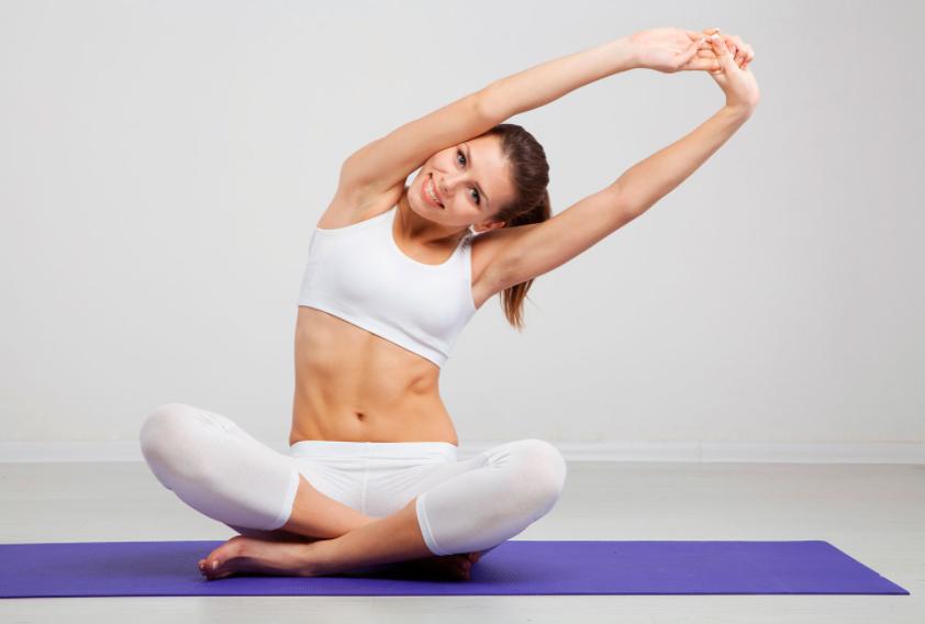 Yoga Burn Trim Core Challenge Protocol