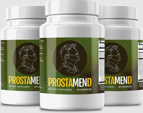 ProstaMend Prostate Support Supplement