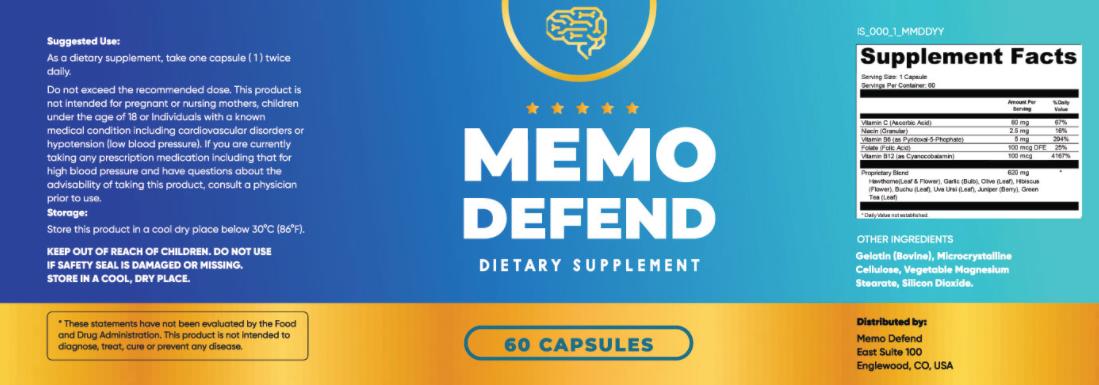 Memo Defend Independent Reviews