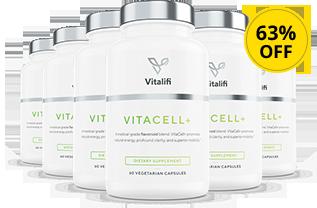 Vitalifi VitaCell Plus Ingredients List