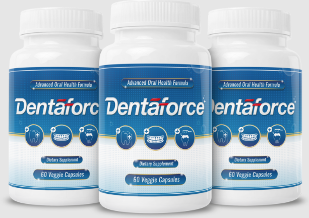 DentaForce Tooth Decay & Gum Diseases Support Formula