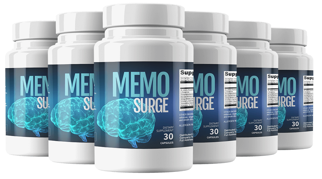 MemoSurge Supplement Reviews