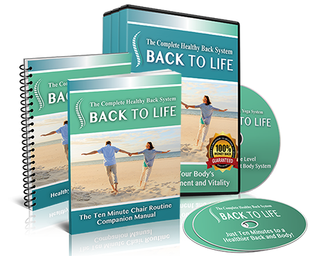 Back to Life Neck and Shoulder Pain Execrcise Routine