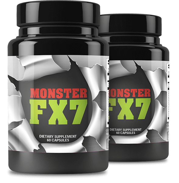 MonsterFX7 Penis Enlargement Support Formula