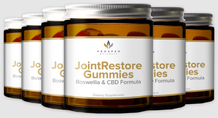 JointRestore Gummies Reviews Consumer Reports