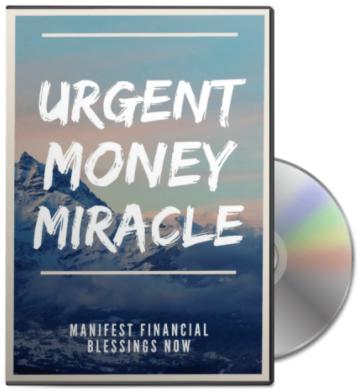 Urgent Money Miracle Prayer Book