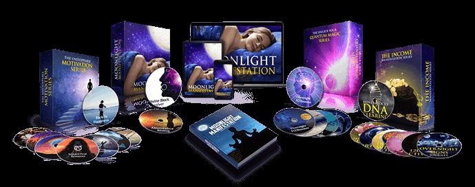 Moonlight Manifestation System