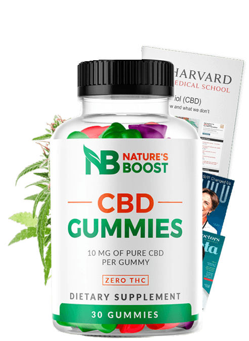 Natures Boost CBD Gummies Reviews