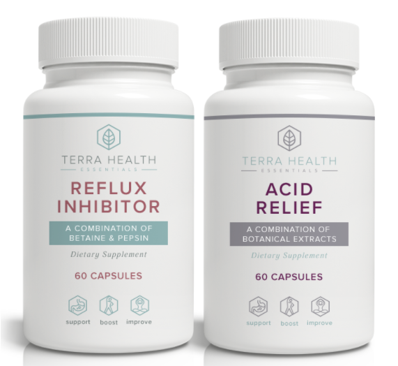 Terra Health's Heartburn Relief Kit Reviews