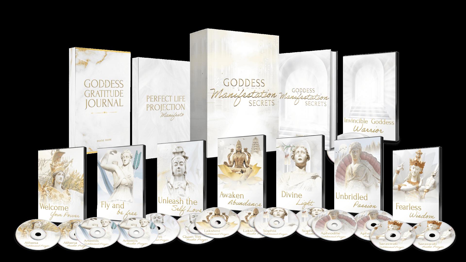 Goddess Manifestation Secrets Program