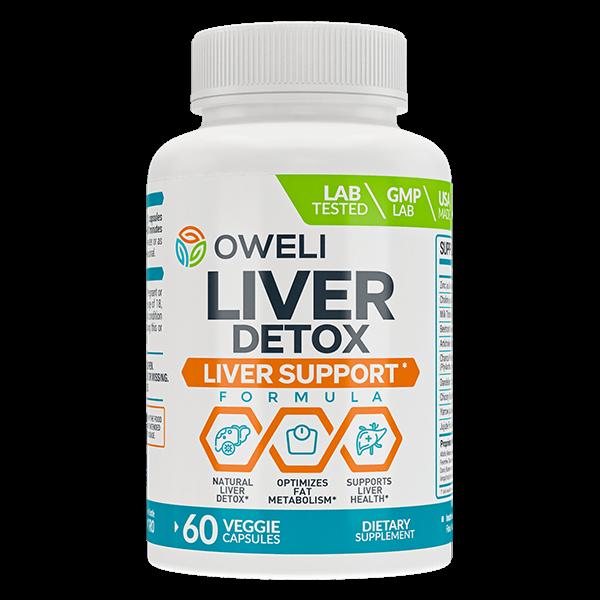 Oweli's Liver Detox Capsules
